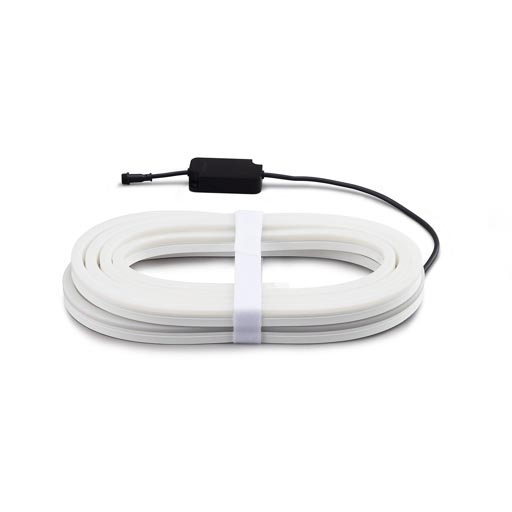 Hue outdoor LEDstrip (5m) White and Color Ambiance foto